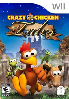 Crazy Chicken Tales - Wii - Used