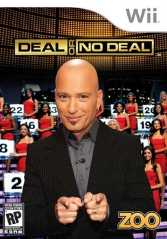 Deal Or No Deal - Wii - Used
