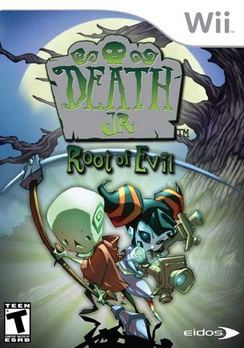 Death Jr Root of Evil - Wii - Used