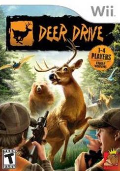 Deer Drive - Wii - Used