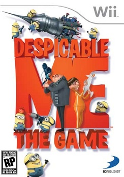 Despicable Me - Wii - Used
