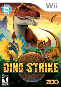 Dino Strike - Wii - Used
