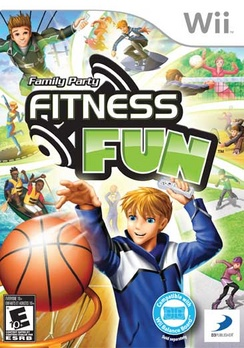 Family Party: Fitness Fun - Wii - Used