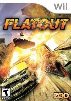 Flatout - Wii - Used