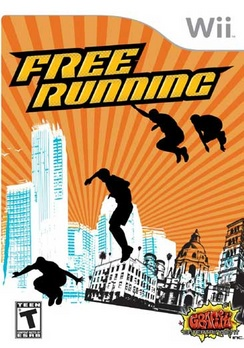 Free Running - Wii - Used