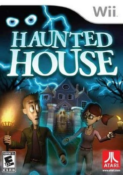 Haunted House - Wii - Used