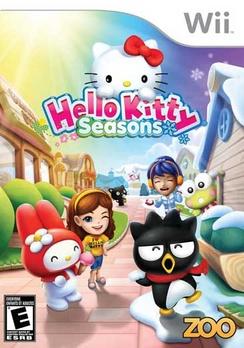 Hello Kitty Seasons - Wii - Used