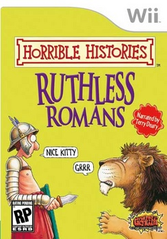 Horrible Histories Ruthless Romans - Wii - Used