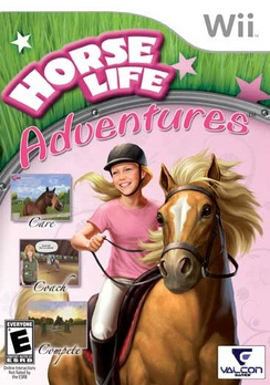 Horse Life Adventures - Wii - Used