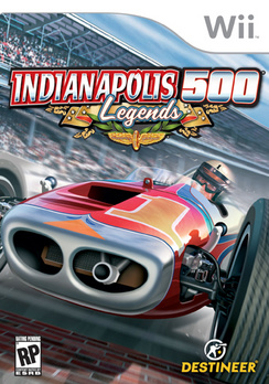 Indy 500 - Wii - Used