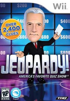 Jeopardy - Wii - Used