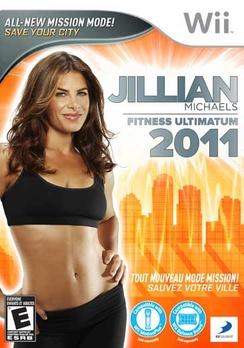 Jillian Michaels Fitness Ultimatum 2011 - Wii - Used