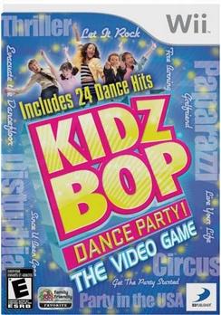 Kidz Bop Dance Party - Wii - Used