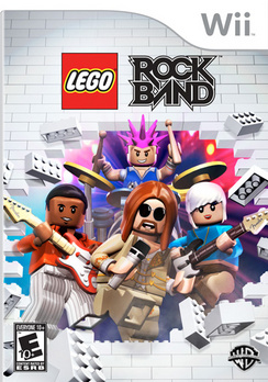Lego Rock Band - Wii - Used