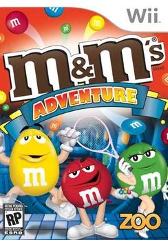 M&Ms Adventure - Wii - Used