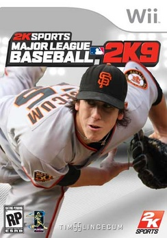 Major League Baseball 2K9 - Wii - Used