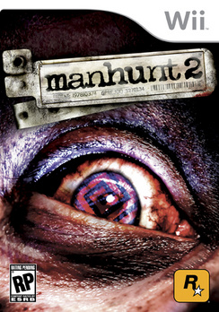 Manhunt 2 - Wii - Used
