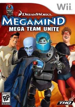 Megamind: Mega Team Unite - Wii - Used