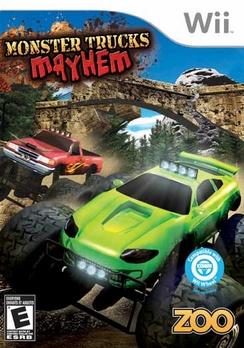 Monster Truck Mayhem - Wii - Used