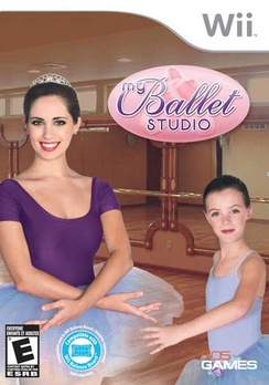 My Ballet Studio - Wii - Used