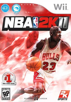 NBA 2K11 - Wii - Used