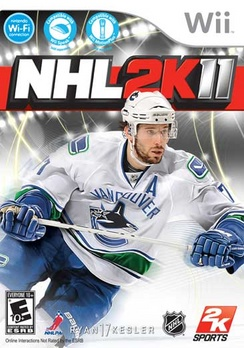 NHL 2K11 - Wii - Used