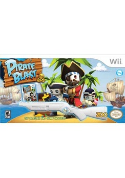 Pirate Blast with Ray Gun Bundle - Wii - Used