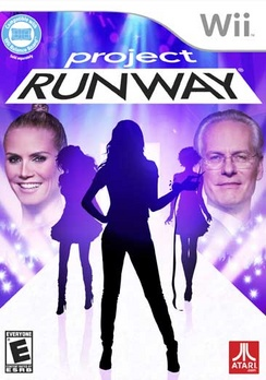 Project Runway - Wii - Used