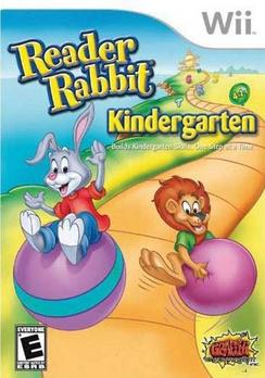 Reader Rabbit Kindergarten - Wii - Used