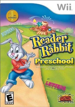 Reader Rabbit Preschool - Wii - Used