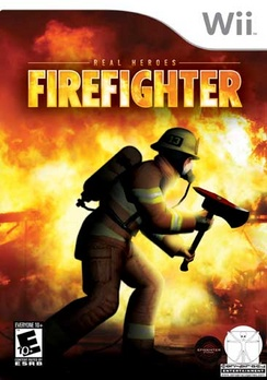 Real Heroes Firefighter - Wii - Used