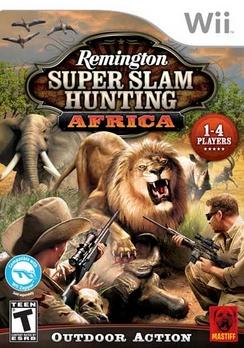 Remington Super Slam Hunting-Africa - Wii - Used
