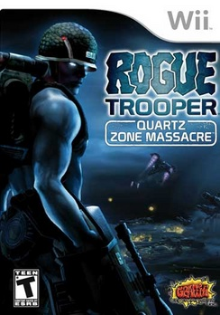 Rogue Trooper - Wii - Used