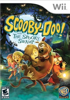 Scooby Doo: Spooky Swamp - Wii - Used