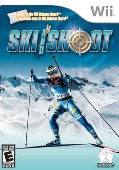 Ski & Shoot - Wii - Used