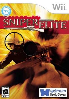 Sniper Elite - Wii - Used