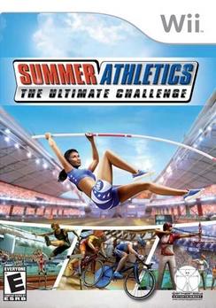 Summer Athletics - Wii - Used