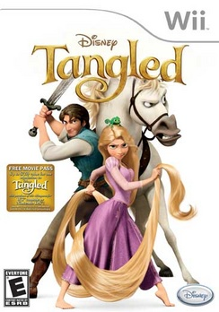 Tangled - Wii - Used