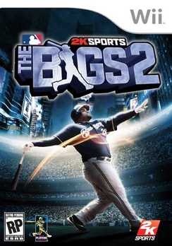 The Bigs 2 - Wii - Used