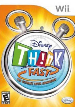 Think Fast - Wii - Used