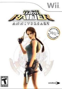 Tomb Raider Anniversary - Wii - Used