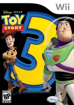 Toy Story 3 - Wii - Used