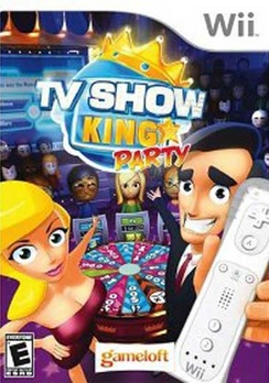 TV Show King Party - Wii - Used