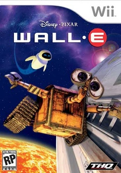 Wall-E - Wii - Used