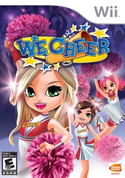 We Cheer - Wii - Used