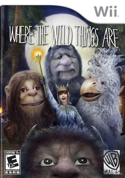 Where The Wild Things Are - Wii - Used