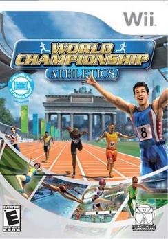 World Championship Athletics - Wii - Used