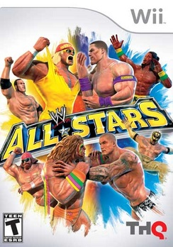 WWE All-Stars - Wii - Used