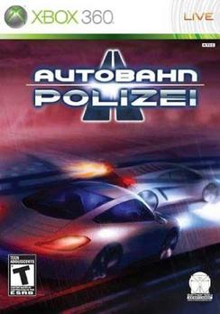 Autobahn Polizei - XBOX 360 - Used