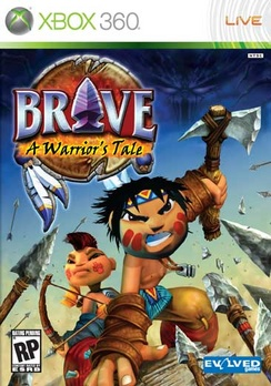 Brave: Warriors Tale - XBOX 360 - Used